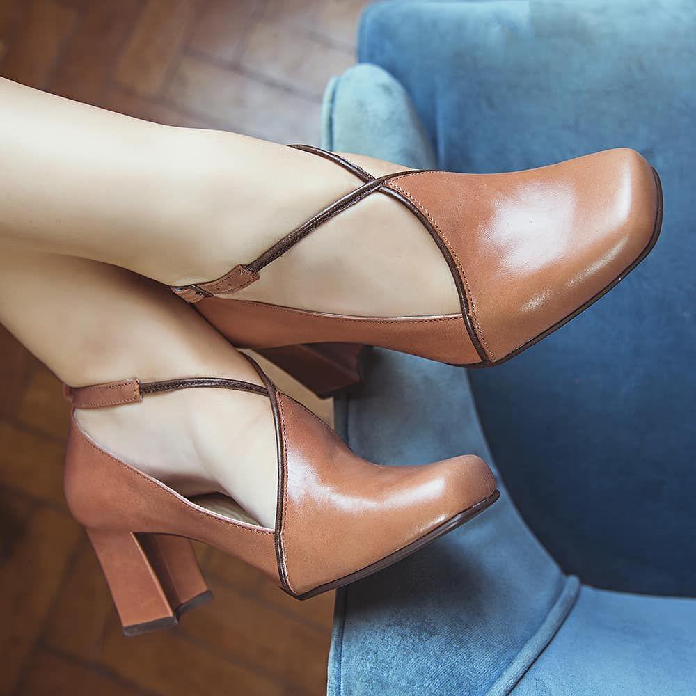 Sapatos Nude