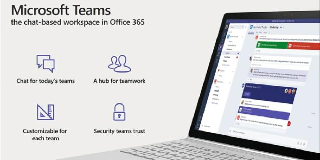 Microsoft Teams, la chat di lavoro che sfida Facebook e Slack  #follower #daynews - http://www.keyforweb.it/microsoft-teams-la-chat-di-lavoro-che-sfida-facebook-e-slack/