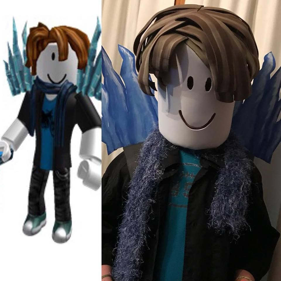 Roblox Costume How To Boy Halloween Costumes Halloween Costumes For Kids Boy Costumes