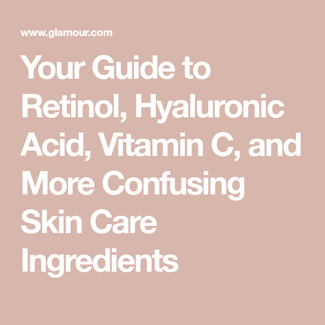 The Top 26 Things You Should Know About Hyaluronic Acid