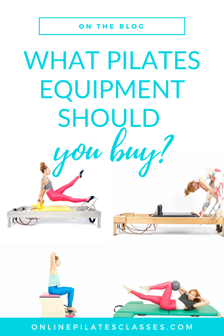 Whether you're a Pilates enthusiast or teacher here is a list of what you can treat yourself to supp...