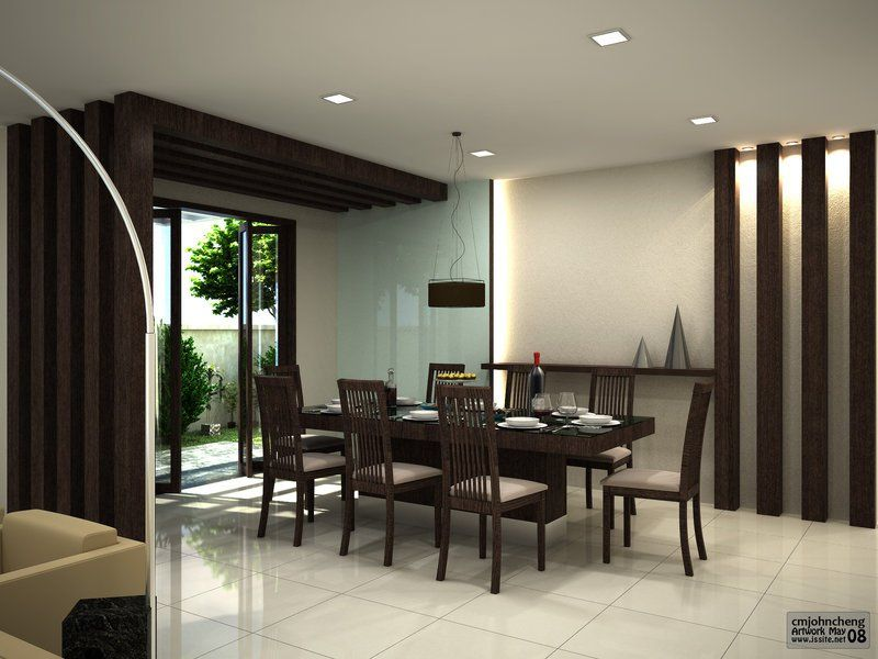 pop ceiling designs for dining room | dining room ideas white themed pop ceiling design dining ...