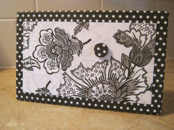 black and white magnet board