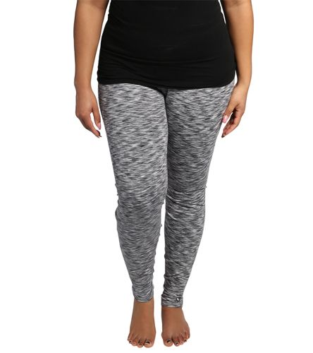 Moving Comfort Urban Gym Plus Size Tight at YogaOutlet.com - Free Shipping