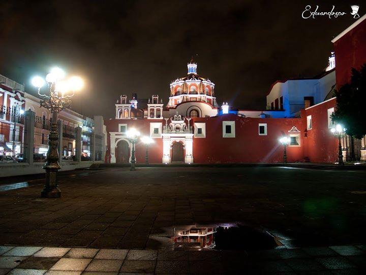 México Art & Architecture Capilla del Rosario | Puebla, Mexico