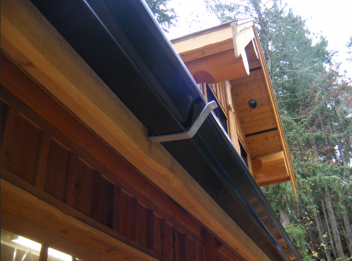 Gutter Buddies 3 With Images How To Install Gutters Diy Gutters Gutter