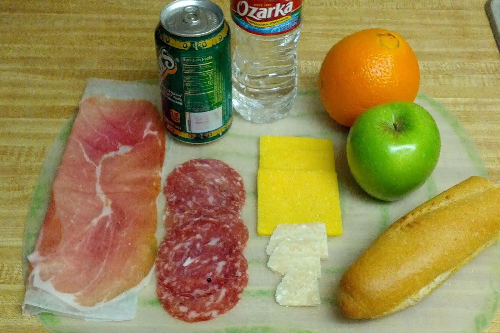 peasant lunch no fridge or microwave needed blog worthy recipes