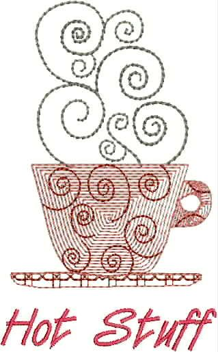 Free Embroidery Designs Cute Embroidery Designs Embroidery Cups