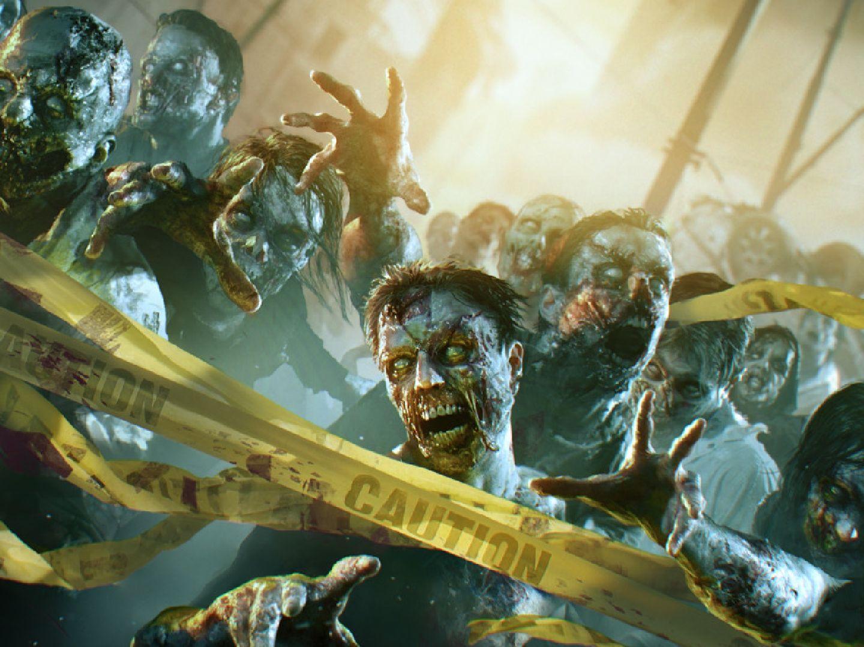 Zombie Computer Wallpapers Desktop Backgrounds 1440x1079 Id 328427 Zombie Wallpaper Zombie Digital Art Gallery