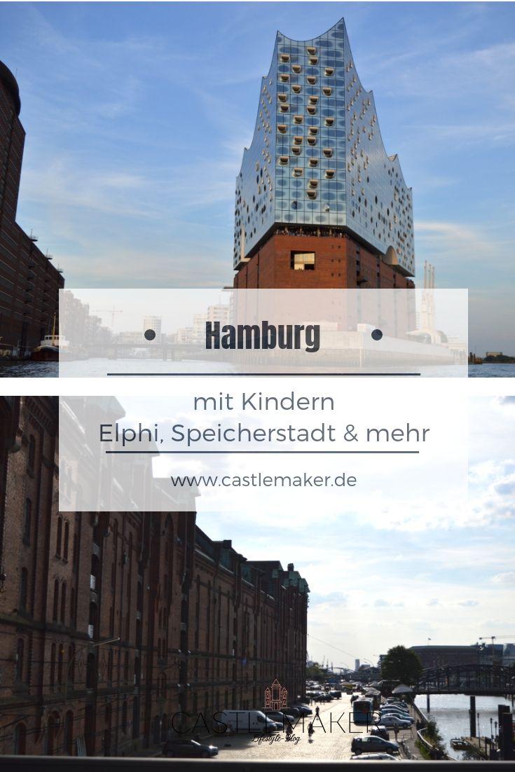 Hamburg Mit Kind Miniatur Wunderland Elbphilharmonie Elbtunnel