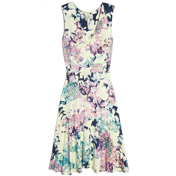 Erdem Rhoda Sleeveless Dress ($864) ❤ liked on Polyvore