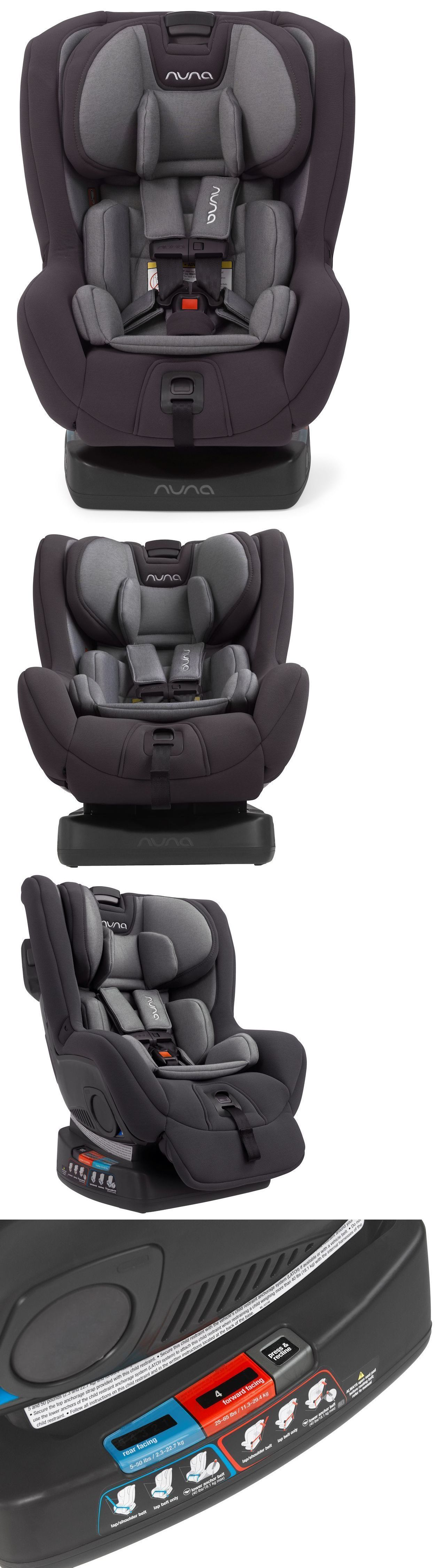 Other Baby Safety And Health 20436 Nuna Rava Child Convertible Car Seat Slate New BUY IT NOW ONLY 44999 On EBay