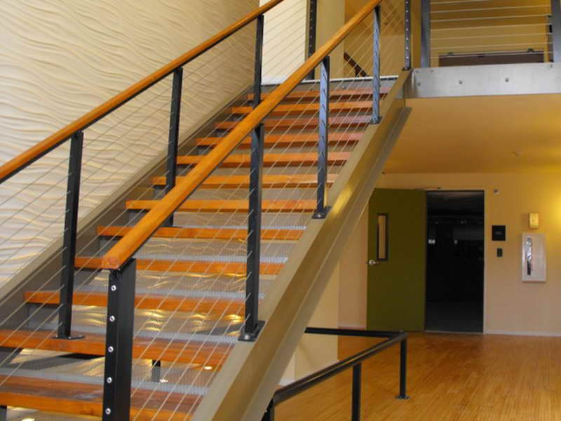 Interior STAIR Railings | 18 Photos Of The Stair Railing Kits Interior