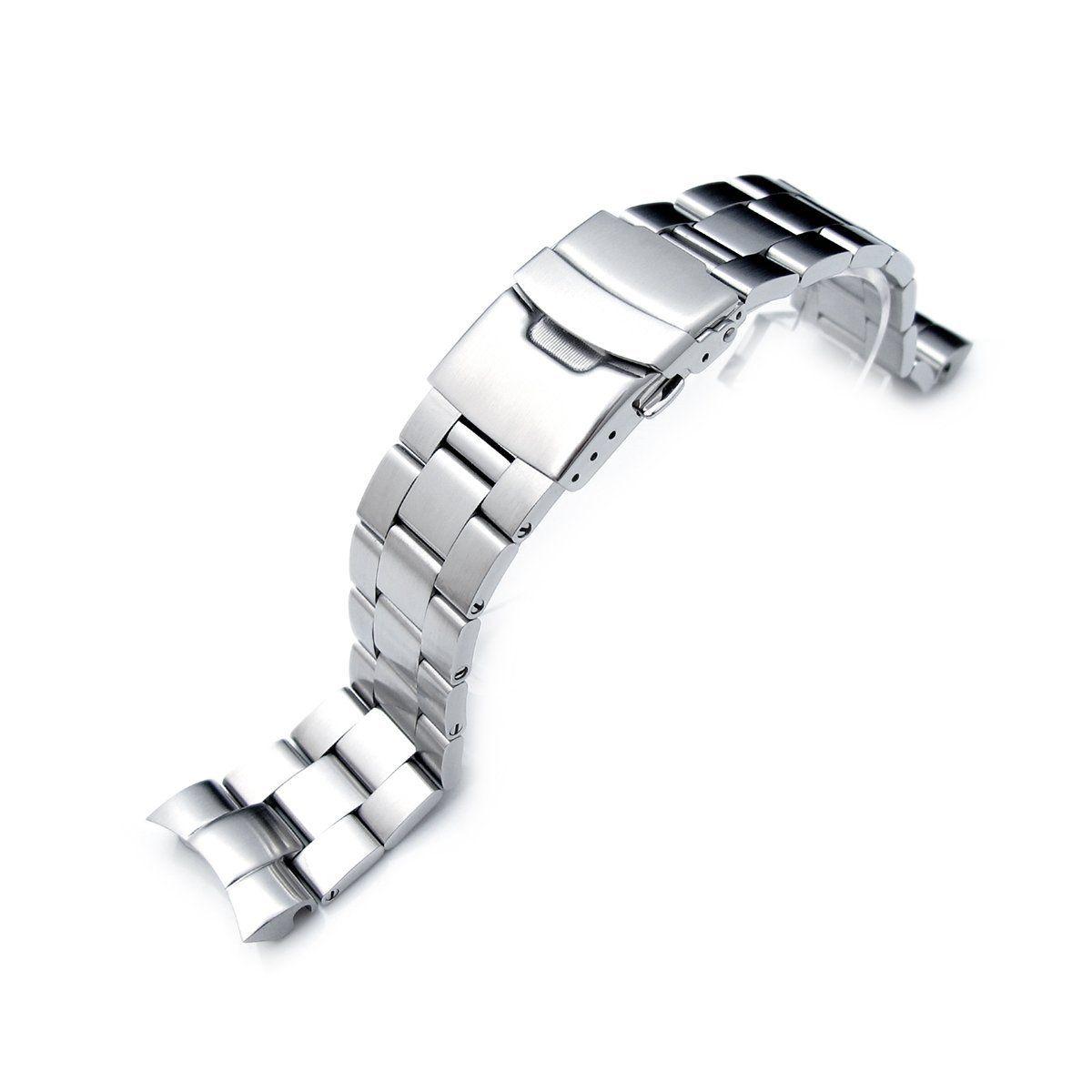 22mm supero boyer watch bracelet for seiko snzf17 sea
