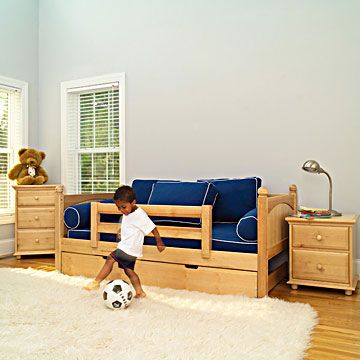 Boy Toddler Beds Boy S Bed It S A Stylish Day Bed