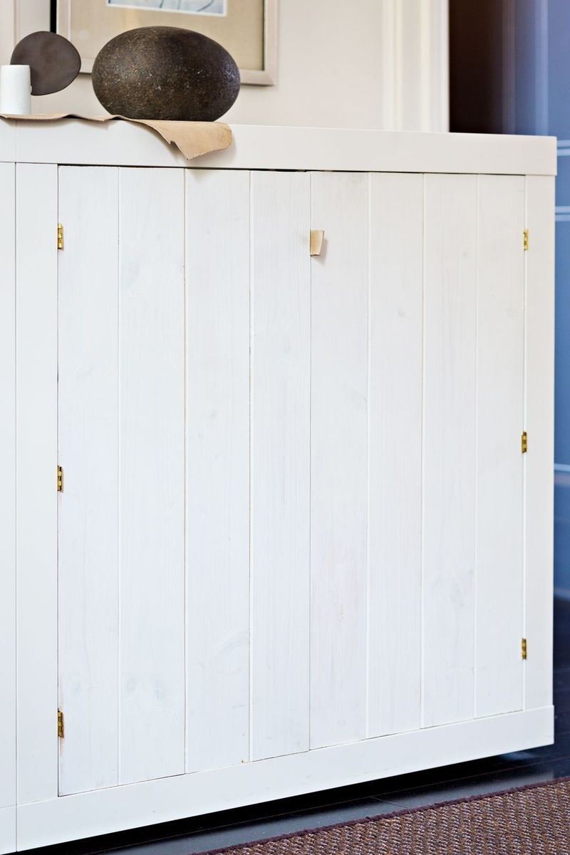 How To Fake an Organized Home: IKEA Hacks That Quickly Conceal Clutter