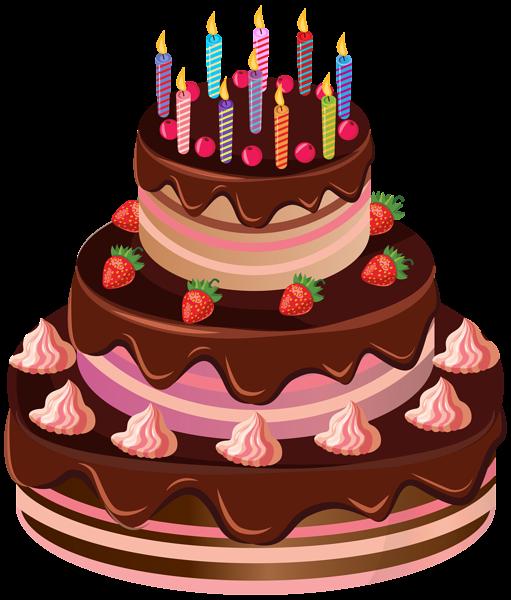 Birthday Cake Png Clip Art Image Birthday Cake Clip Art Birthday Cake Illustration Image Birthday Cake
