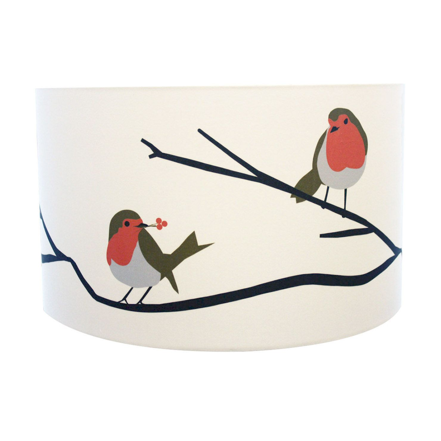 Accents for Spring  Lorna Syson Robin Shade, Large Base