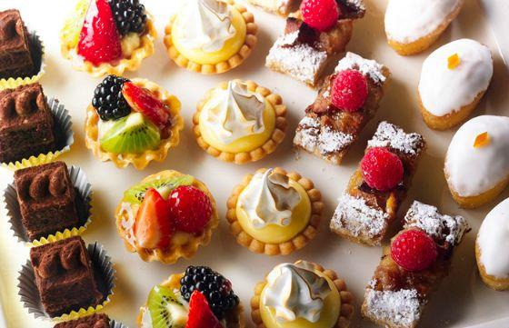 Французские пирожные кулинарный рецепт)
