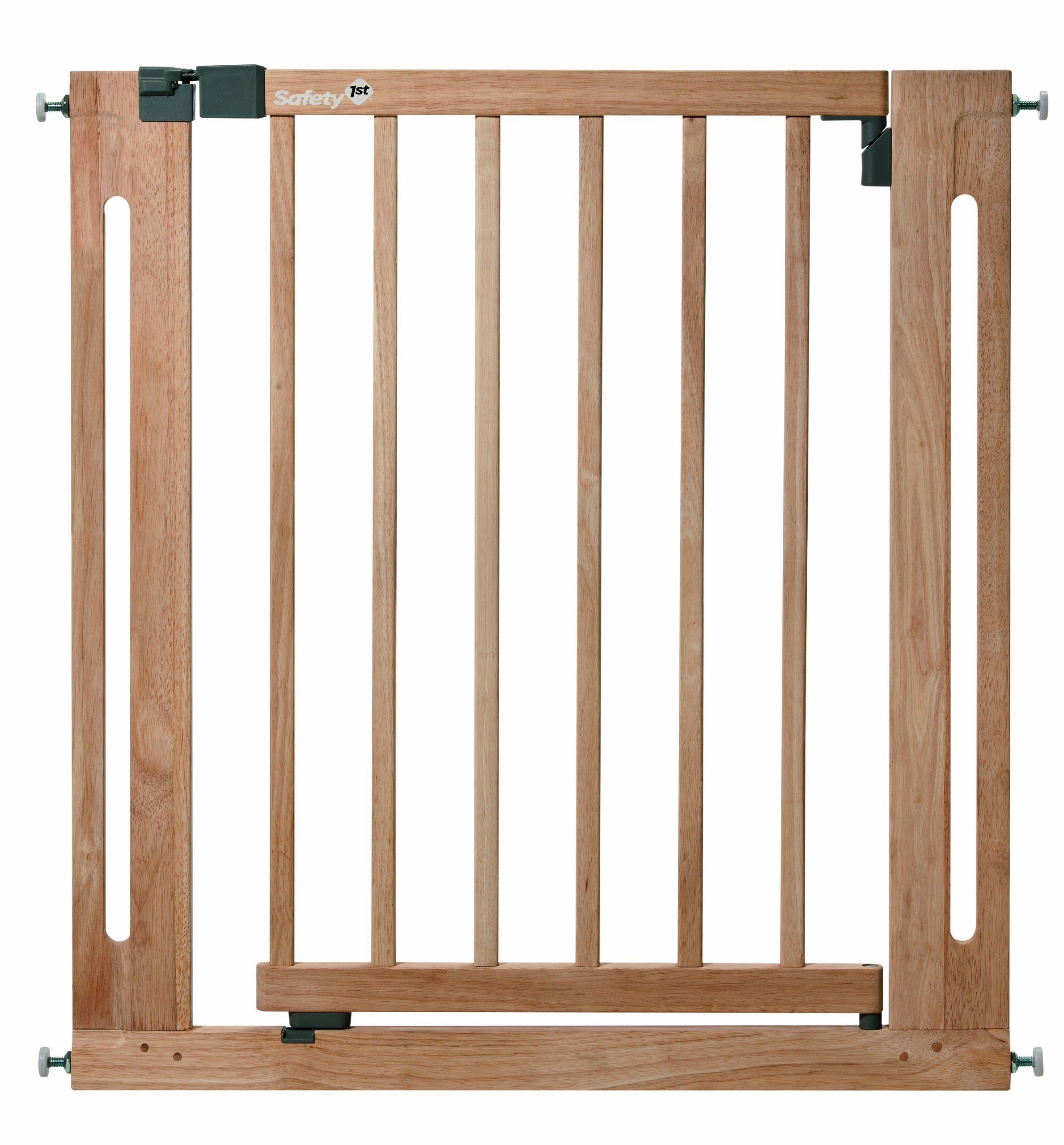 Safety 1st Easy Close Safety Gate Made from Wood