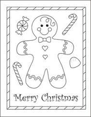 printable christmas cards for kids to color - Google Search