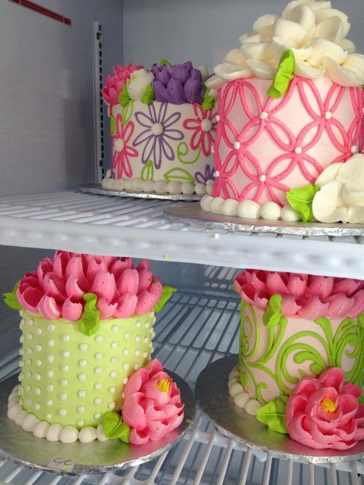 flower cake decorations youtube