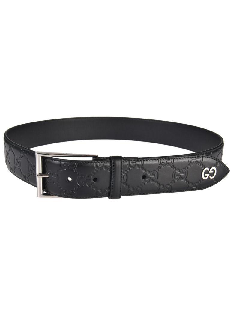 68ad64d908b GUCCI Gucci Signature Belt.  gucci