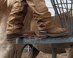b45f6a067de Amazon.com: Carhartt Men's CMP1100 11 Wellington Work Boot: Shoes ...