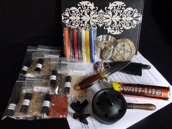 This is one of my favorites on Wiccan Supplies, Witchcraft Supplies