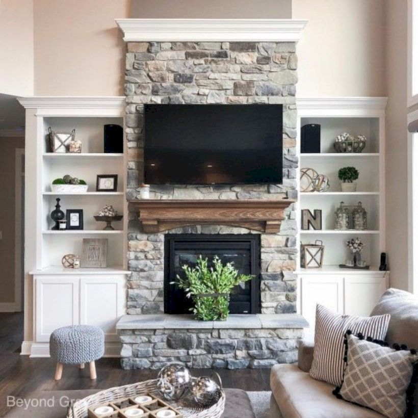 47 Cozy Fireplaces Ideas For Home
