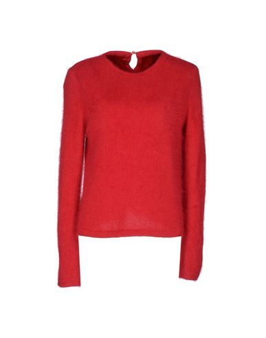 long-sleeve sweater - Red Maison Martin Margiela Free Shipping Low Cost Online Cheap Price Buy Cheap Ebay Sale Classic cCnVbB