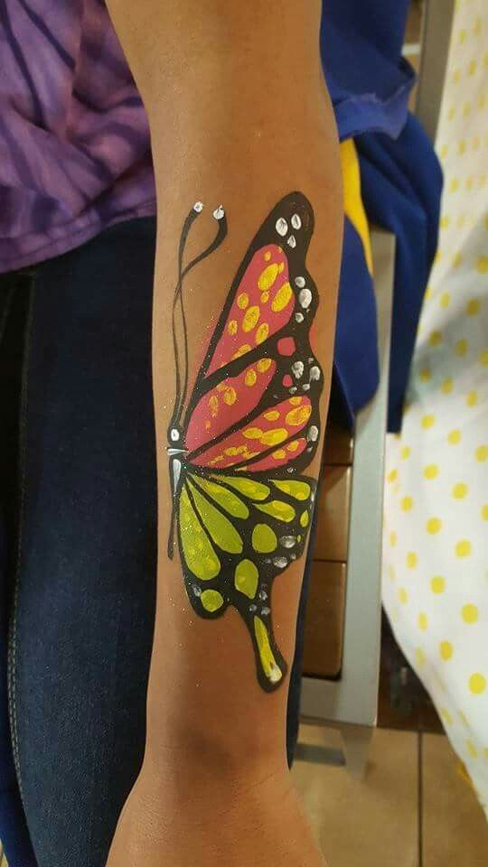 Arm butterfly