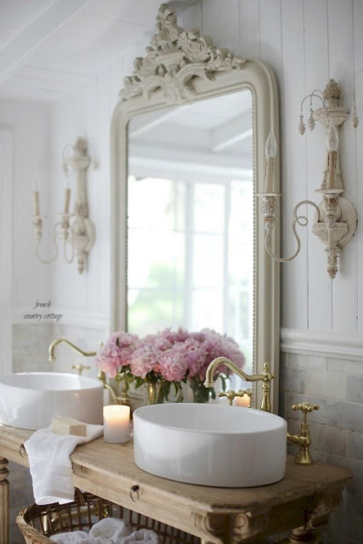 60+ Vintage Powder Room Inspirations Decoration Remodel - Page 29 of ...