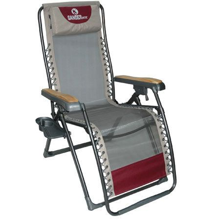 Gander Mountain Zero Gravity Aluminum Lounger | Gander Mountain #tailgating  sc 1 st  Pinterest & Gander Mountain Zero Gravity Aluminum Lounger | Gander Mountain ...