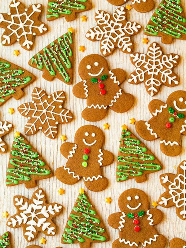 11 recetas para hacer las mejores galletas de Navidad