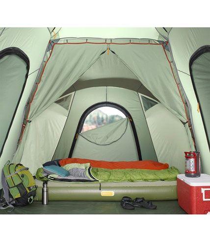 l.l. bean tents | Big Woods Dome 8-Person Tent. Tent interior. Don  sc 1 st  Pinterest & l.l. bean tents | Big Woods Dome 8-Person Tent. Tent interior. Don ...