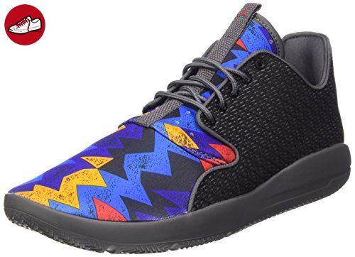 competitive price cfc00 8ec7b Nike Herren, Sportschuhe, jordan eclipse, schwarz (blackunvrsty rd-drk