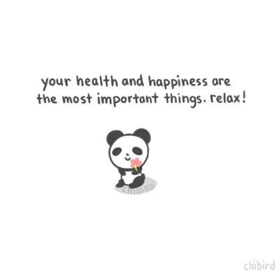 Relax panda Kartun, Lucu, Motivasi
