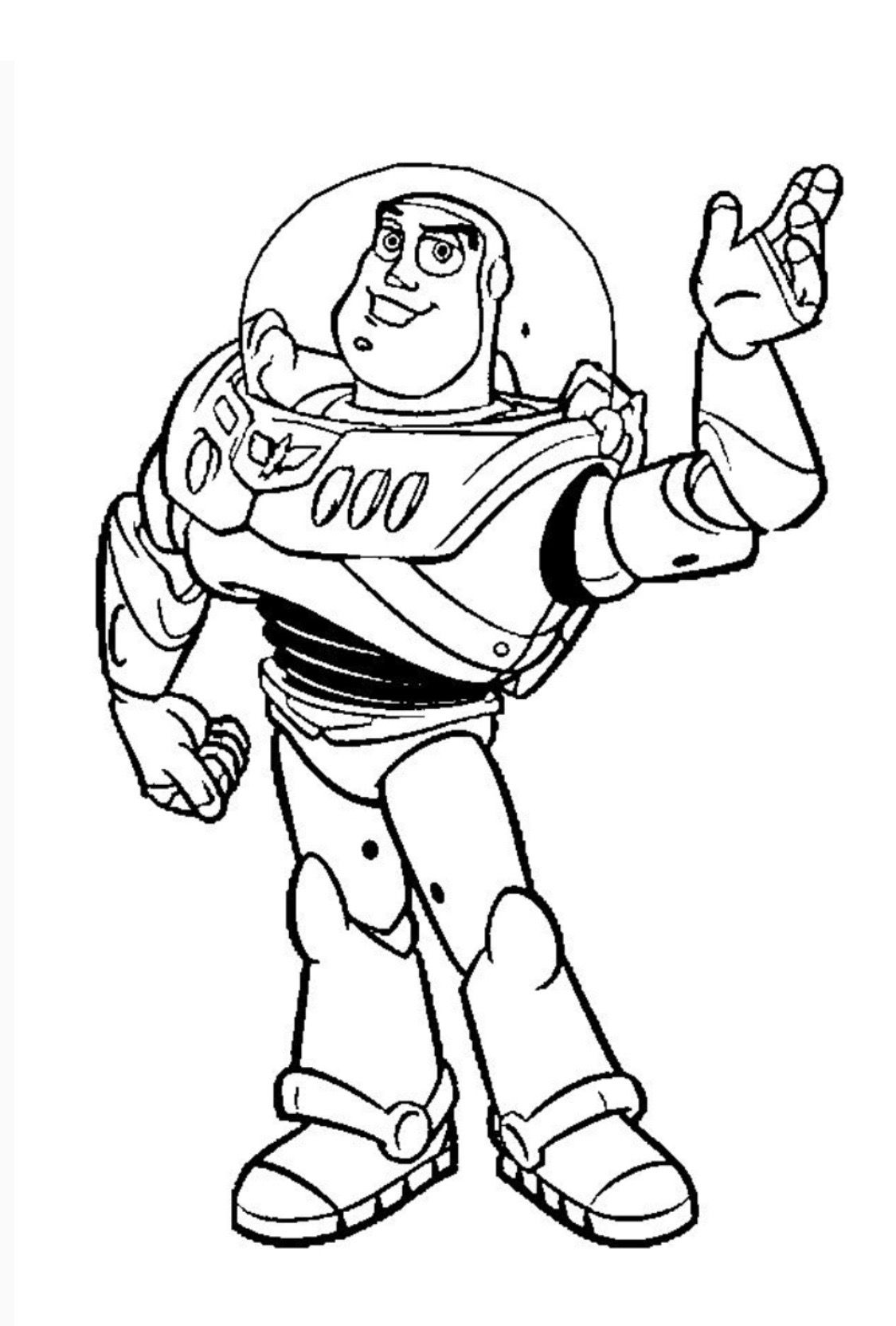 Toy Story Woody Printable Coloring Pages - Get Coloring Pages | 1664x1125