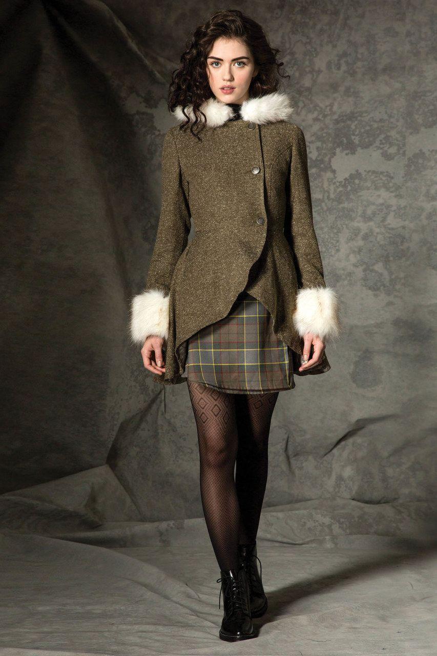 Outlander Kleidung Claire
