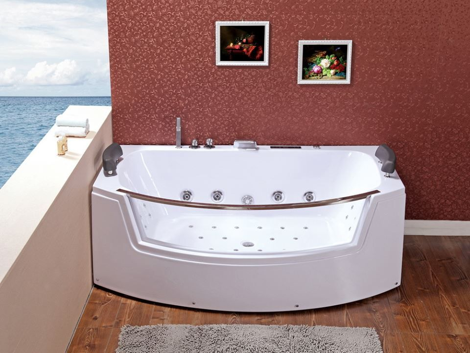 #BathroomAccessories online at low price in #Ireland. Shop from a wide range of #CornerBaths, one person baths, two person baths of #WhirlpoolBaths, #showers, steam shower, #HotTubs, #saunas, #hydrotherapy bath, swimming spas etc from crystalbathroom.ie shop.