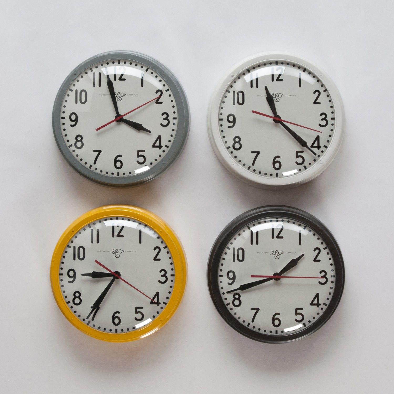 Clocks | Wall Clocks, IBM Clocks