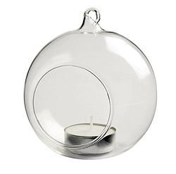 Hanging Bauble tealight holders
