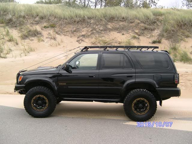 Diy Roof Rack Seanz0rz S Low Profile Rack Page 8 Toyota 4runner Toyota Suv Toyota 4runner Trd