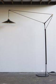 brendan ravenhill grain boom floor lamp | Lighting | Pinterest ...