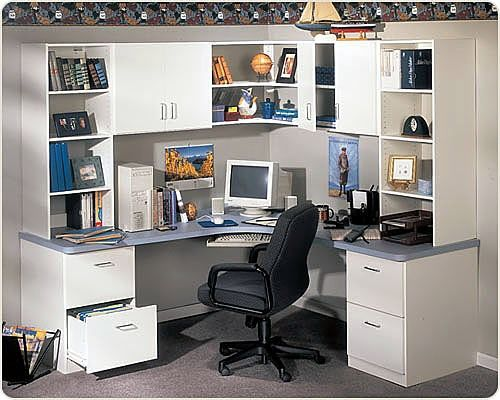 Very Small Office Ideas: Small Home Office Ideas Design