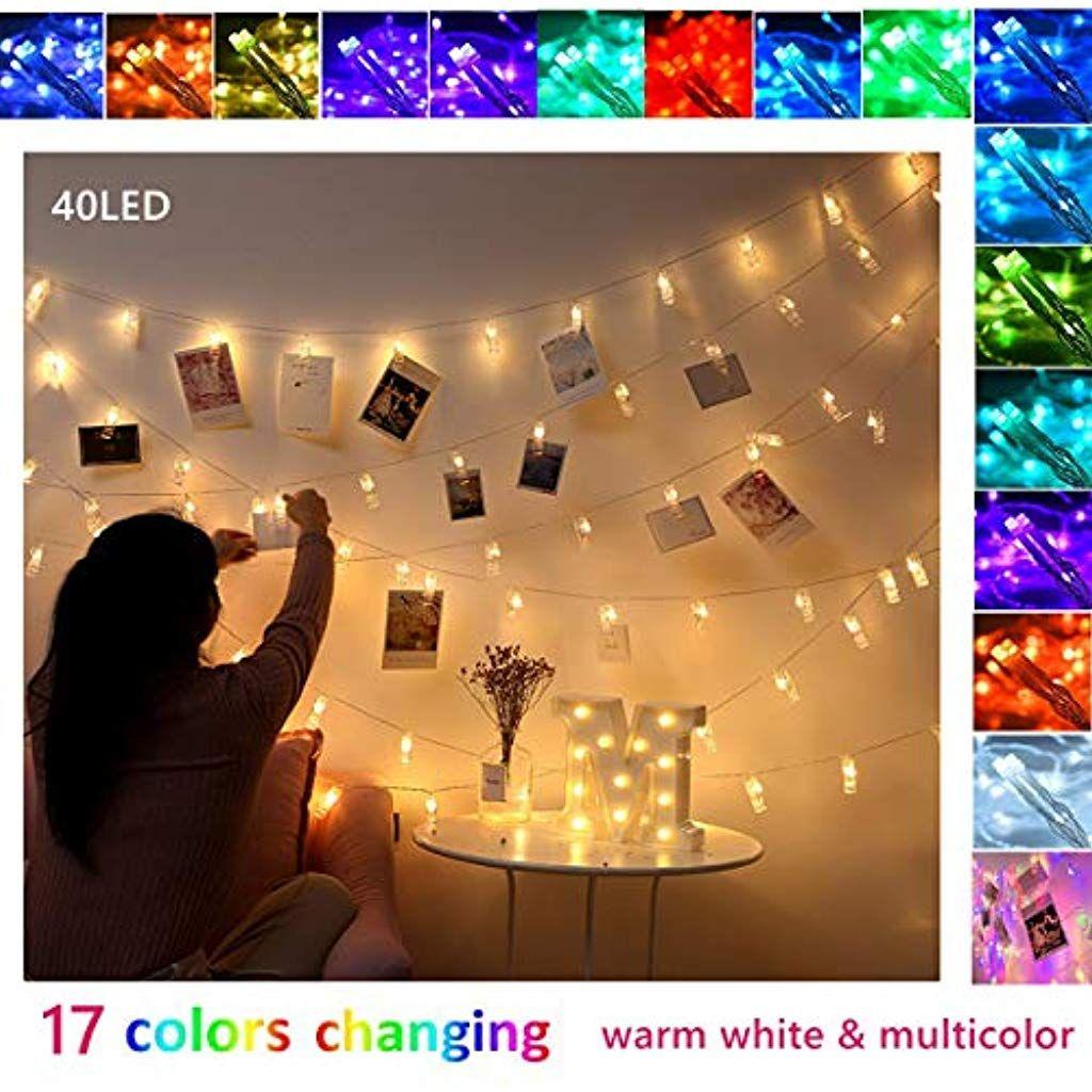 Lichterkette Mit Klammern Fur Fotos Polaroid Foto Lichterkette Bilder Licht Fotolichterkette Led Fotoclips Lichterkette Cl Lichterkette Bild Lichter Foto Hange