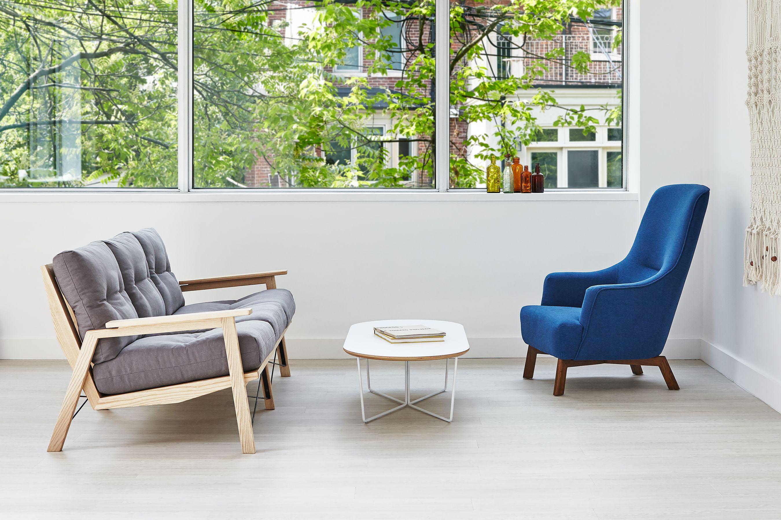 Hilary Chair Chairs Gliders Coffee Table Gus Modern Gus Modern Sofa