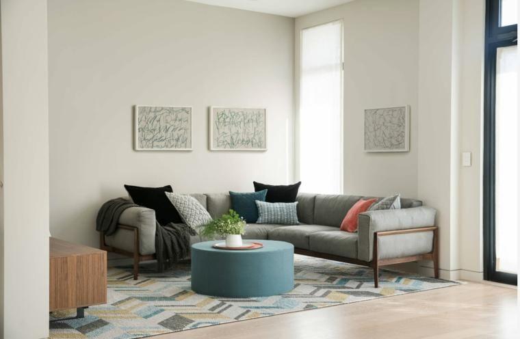 Dekoration von modernen Hallen -50 Räume, die die Trends von 2017 ...