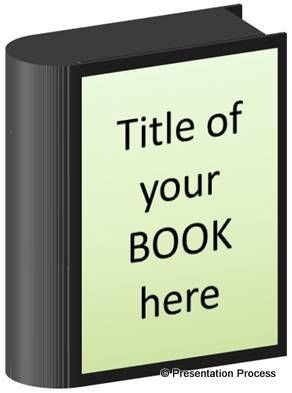 Learn to create this editable Book in PowerPoint...only at ...